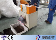 100KG / H Plastic Recycling Granulator Machine For PE PS Material